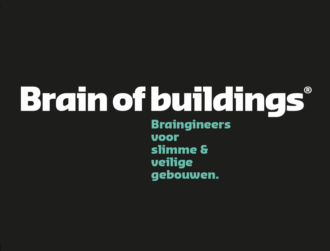 brain of buildings - buro van Ons.
